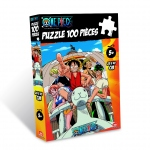 One Piece Puzzle 100 Pcs Vogue Merry Obyz