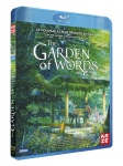 The Garden of Words - Film blu-ray