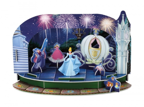 Cendrillon Playset avec figurine Magic Moments Cendrillon Bullyland