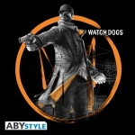 WATCH DOGS T-shirt Fox Tag Abystyle