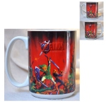 Zelda mug 320ml Zelda Ocarina of Time 3D rouge Together