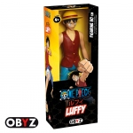 One Piece - Figurine Géante 30 Cm Luffy Obyz