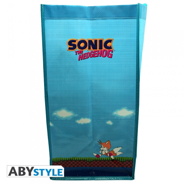 Sonic Shopping Bag Green Hills Level Abystyle