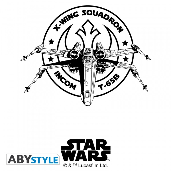 Star Wars - Verre X-Wing Abystyle