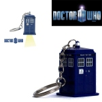 Doctor Who - Porte Clef Lampe Torche Tardis