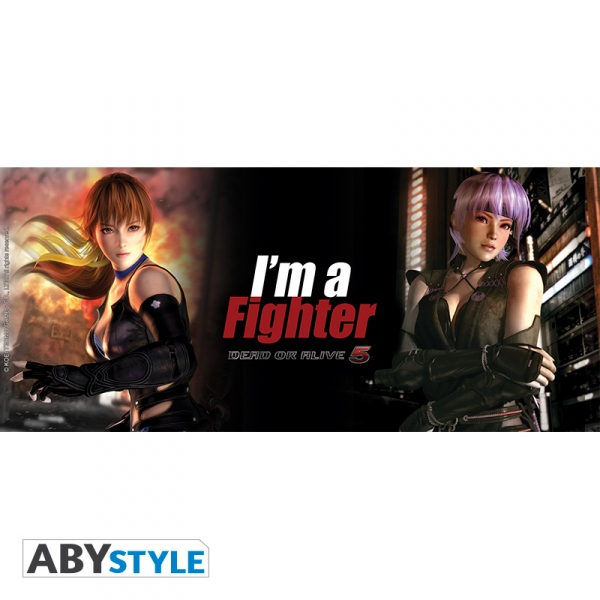 Dead Or Alive mug 320 ml Ayane & Kasumi Abystyle