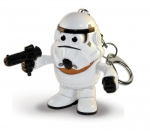 Star Wars Porte-Clés Mr Potato Stormtrooper