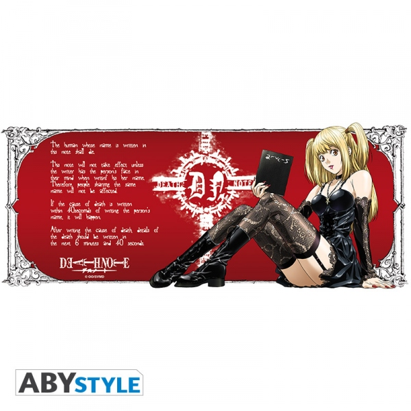 Death Note Mug 460 ml Misa Amane Abystyle