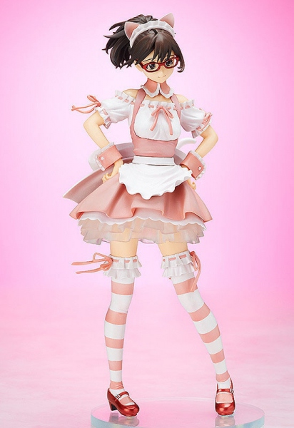 Robotics Notes statue Akiho Senomiya Nekomimi Mode Freeing