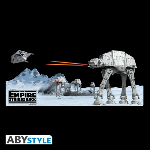 Star Wars ESB Sac Besace AT-AT Vinyle Abystyle