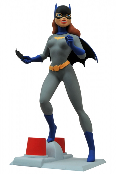 Batman The Animated Series statue Femme Fatales Batgirl Diamond Select