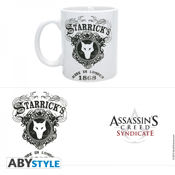 Assassin's Creed Mug 320 ml Starrick's Abystyle
