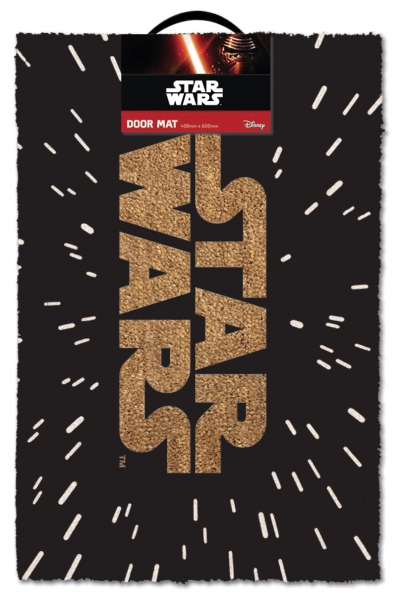 Star Wars paillasson Logo 40 x 60 cm