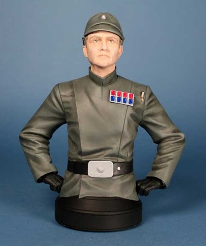 Star Wars General Veers Buste Gentle Giant