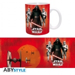 Star Wars Episode7 mug 320 ml Kylo Ren & Stormtroopers Abystyle