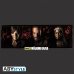 The Walking Dead Sac Besace Rick, Daryl & Michonne Grand Format Abystyle