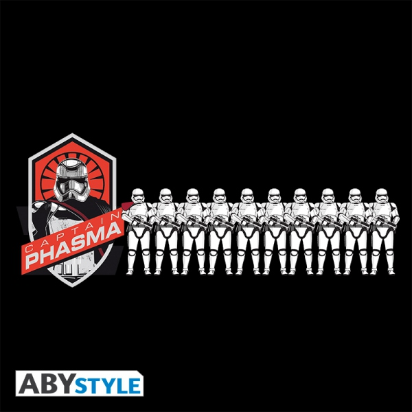 Star Wars Sac Besace Captain Phasma & Stormtroopers Abystyle