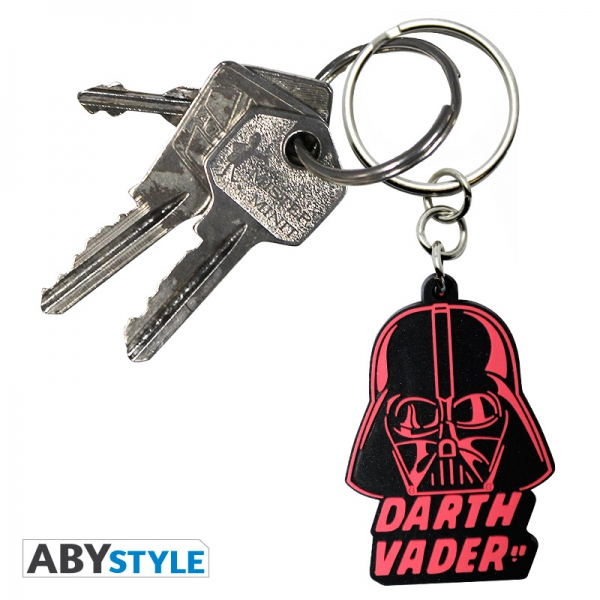 Star Wars Porte-clés pvc Darth Vader Abystyle