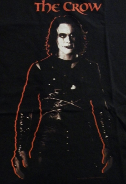 T-shirt THE CROW - ERIC DRAVEN EN STOCK