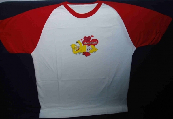 T-shirt SIMPSONS : HOMER CHOCOLATE EN STOCK