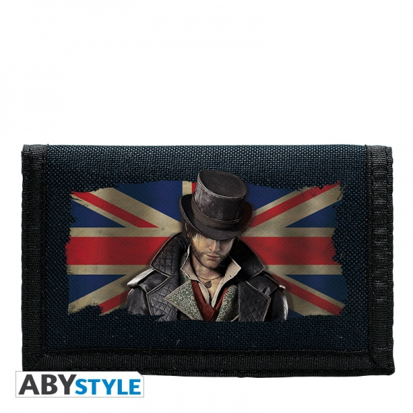 Assassin's Creed Portefeuille Syndicate/ Union Jack Abystyle