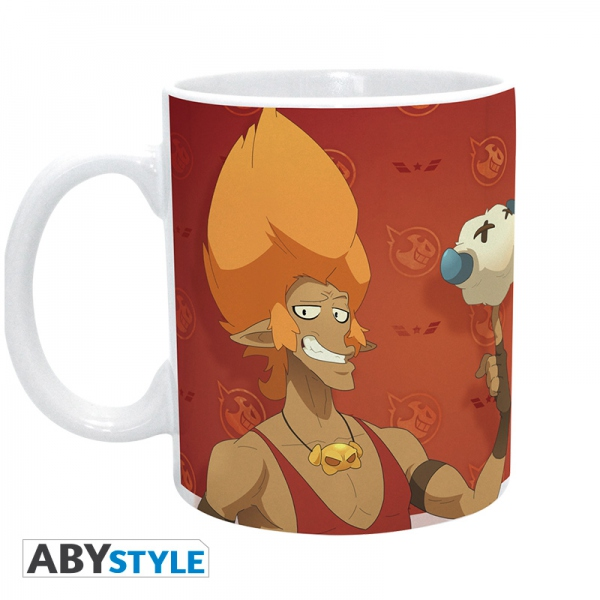 Dofus Film Mug 320 ml Khan Abystyle