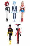 The New Batman Adventures pack figurines Girls Night Out DC Collectibles