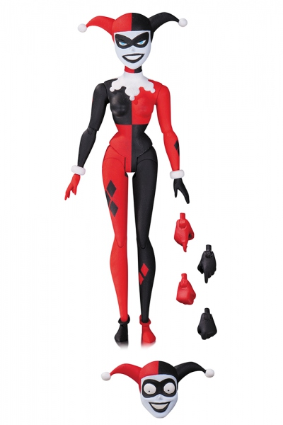The New Batman Adventures figurine Harley Quinn DC Collectibles
