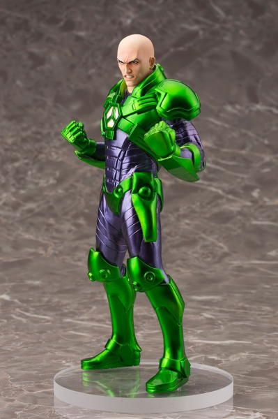 DC Comics statue ARTFX+ Lex Luthor The New 52 Kotobukiya