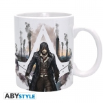Assassin's Creed Mug 320ml Artwork Jacob Abystyle
