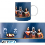 DC Comics Mug 320ml Batman Superman & Wonder Woman JLA Abystyle