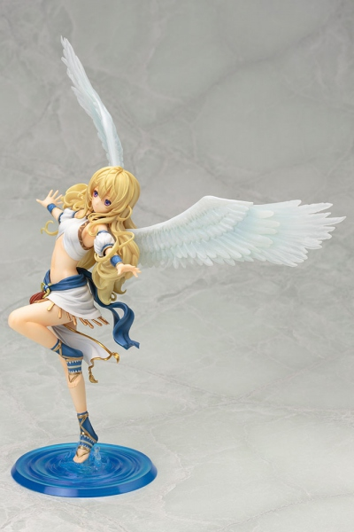 Breath of Fire 6 Guardians of the White Dragon statue Nina Kotobukiya