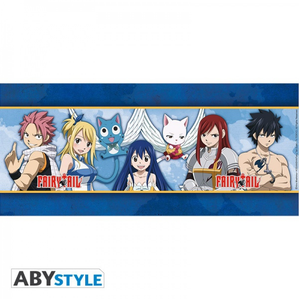 Fairy Tail mug 320ml Guilde Abystyle