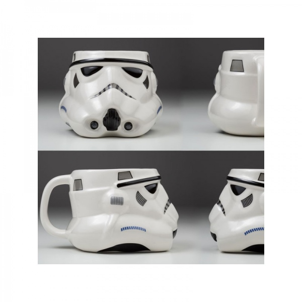 Star Wars Stormtrooper 3D Mug 395ml