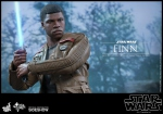 "Star Wars Episode VII figurine Movie Masterpiece Finn 12"" Hot Toys"