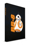 Star Wars Episode VII cahier lumineux sonore BB-8