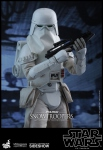 "Star Wars Battlefront pack 2 figurines Videogame Masterpiece Snowtroopers 12"" Hot Toys"
