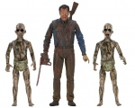 Ash vs. Evil Dead pack 3 figurines Bloody Ash vs Demon Spawn Neca