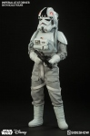 "Star Wars figurine Imperial AT-AT Driver 12"" Sideshow"