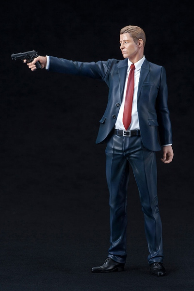 Gotham statue ARTFX+ James Jim Gordon Batman Kotobukiya