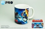 Grendizer Mug Goldorak & Grand Strateguerre High Dream