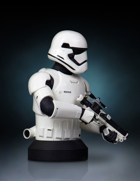 Star Wars Episode VII buste First Order Stormtrooper Deluxe Gentle Giant