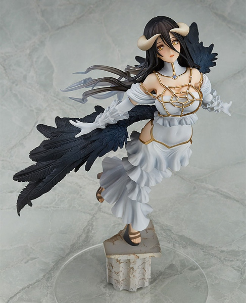 Overlord statue Albedo Good Smile