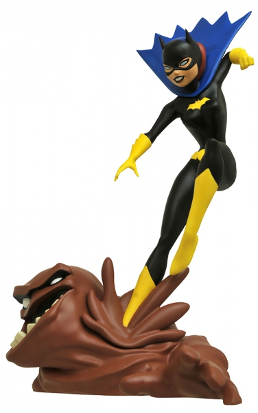 The New Batman Adventures Gallery statue Batgirl Diamond Select