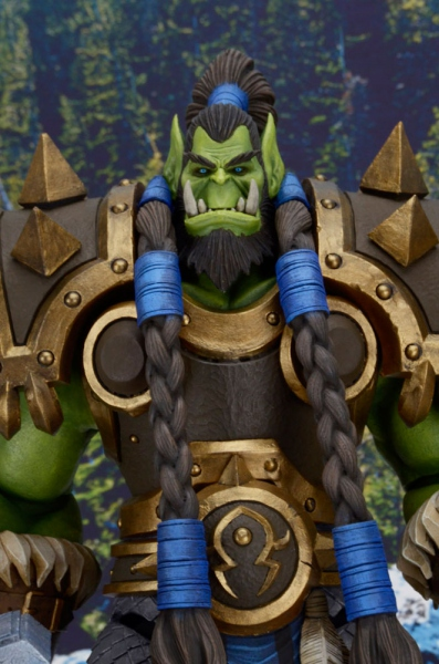 Heroes of the Storm figurine Thrall Neca
