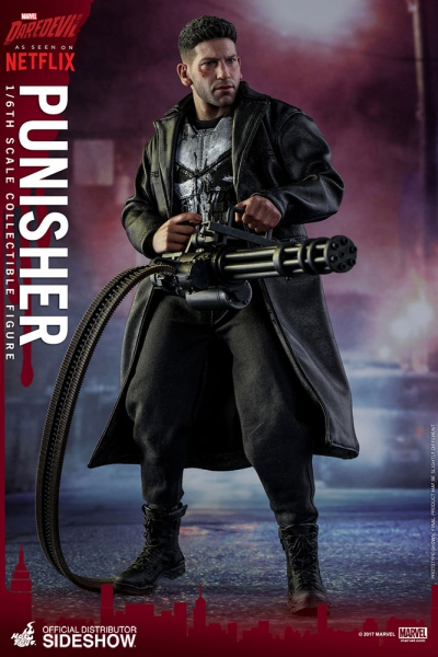 "Daredevil Netflix figurine The Punisher 12"" Hot Toys"