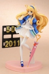 Kyosho motors Alice race queen Statue Kotobukiya