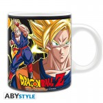 Dragon Ball Z mug 320 ml DBZ Super Saiyans Abystyle