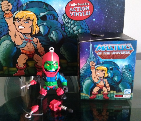 Les Maîtres de l'univers Wave 1 : figurine Trap Jaw 8 cm The loyal subjects