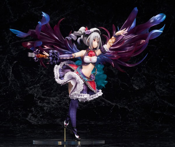 The Idolmaster Cinderella Girls statue Ranko Kanzaki Dark Princess of Roses Alter